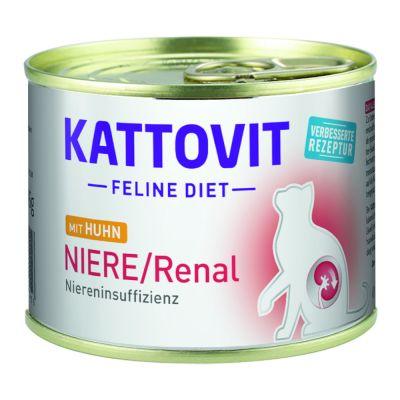 Kattovit Niere/Renal 6 x 185 g