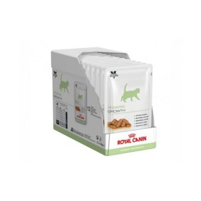 Royal Canin Pediatric Growth - Vet Care Nutrition - 12 x 100 g