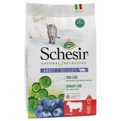Schesir Natural Selection Adult - nauta - 4,5 kg