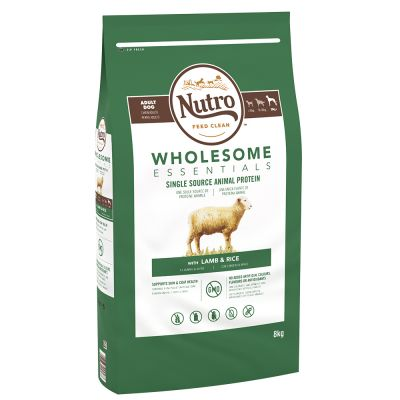 Nutro Wholesome Essentials Adult Large Breed Lamb & Rice - 2 x 8 kg