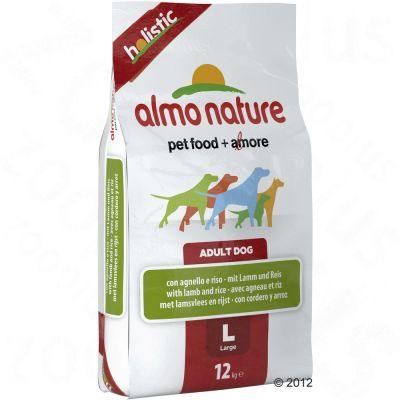almo-nature-adult-large-lam-ris-okonomipakke-2-x-12-kg