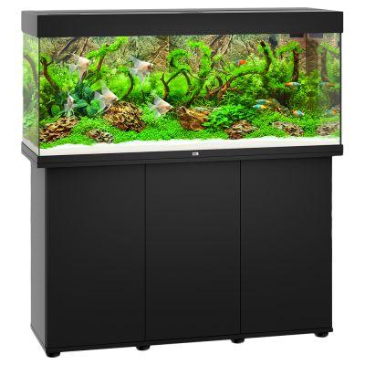 Juwel Aquarium Kombination Rio 240 LED SBX - schwarz