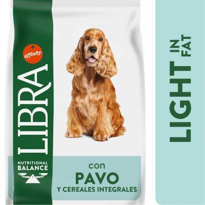 Libra Light con pavo pienso para perros - 12 kg