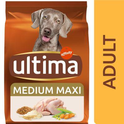 Ultima Medium-Maxi Adult - 18 kg