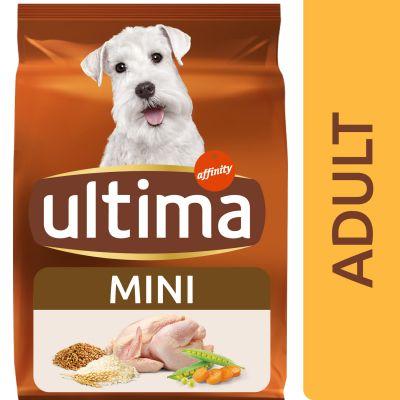 Ultima Mini Adult - 2 x 7,5 kg - Pack Ahorro