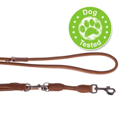 hunter-hundesnor-round-soft-cognac-200-cm-lang-o-10mm