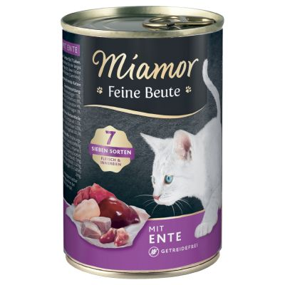 Miamor Feine Beute 12 x 400 g - ankka