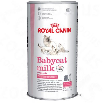Royal Canin Babycat Milk - 300 g (3 tuorepussia à 100 g)