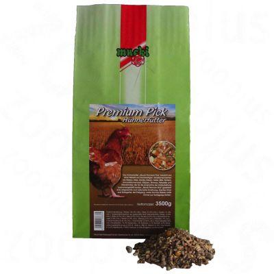 Mucki Premium Pick hönsfoder – 3,5 kg