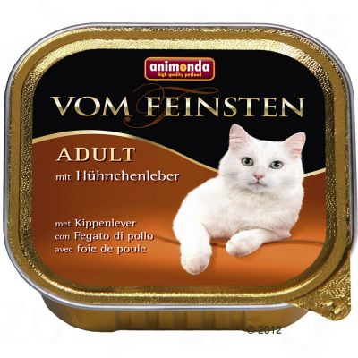 animonda-vom-feinsten-adult-kattenvoer-6-x-100g-multi-vlees-cocktail