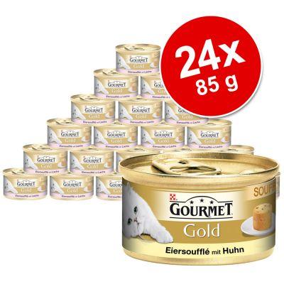 Gourmet Gold Soufflé 24 x 85 g – Lax