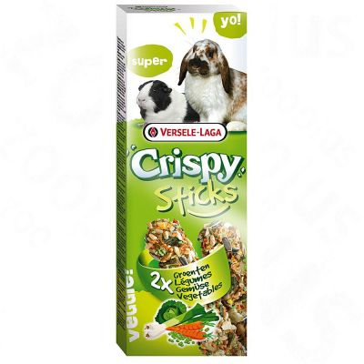 Versela-Laga Crispy Sticks Vegetables, grönsaker – 2 st (110 g)