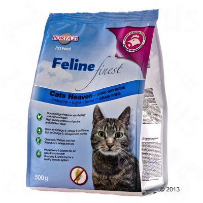 Porta 21 Feline Finest Cats Heaven - säästöpakkaus: 2 x 10 kg