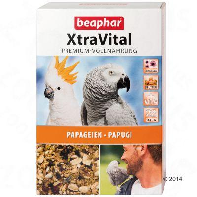 beaphar XtraVital papegojor – 1 kg