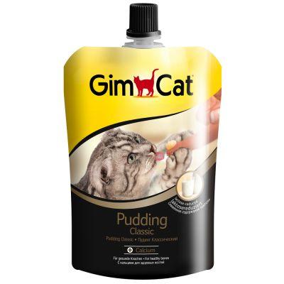 GimCat Mixpaket: 150 g Pudding + 150 g Yoghurt für Katzen - Mixpaket: Puddig & Yoghurt