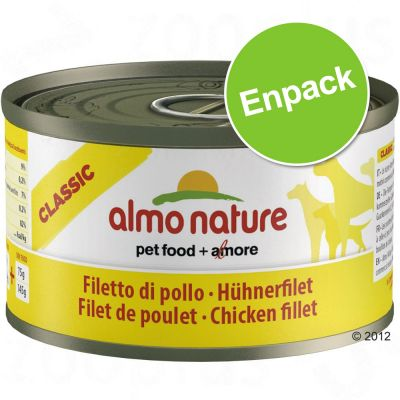 Almo Nature Classic 1 x 95 g – Puppy med kyckling