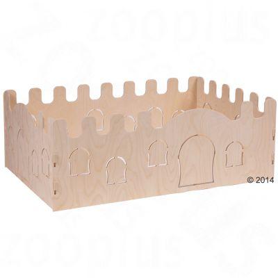 Skyline Castle Garden inomhushage – L 85 x B 57 x H 30 cm, 4 element