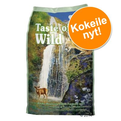 Taste of the Wild -kokeilupakkaus 2 kg - 2 kg Rocky Mountain Feline