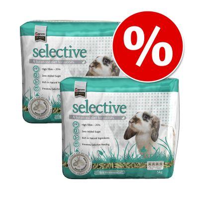 10 kg Selective Rabbit kaninfoder i ekonomipack – 10 kg