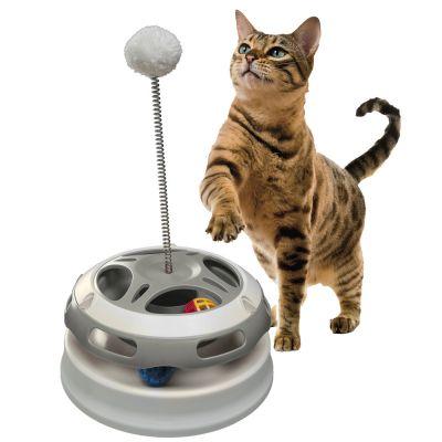 Flashlight kattkarusell – 2 st lysande Catit extrabollar
