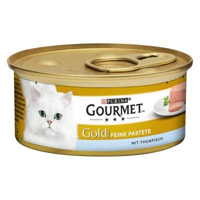 Gourmet Gold Mousse 12 x 85 g - nauta
