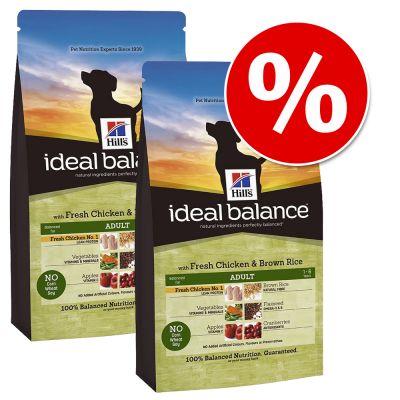 okonomipakke-hill-canine-ideal-balance-adult-large-breed-2-x-12-kg