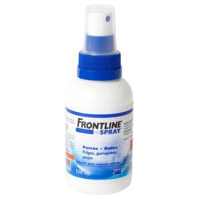 Frontline Spray 2,5 mg/ml Oplossing voor Honden en Katten - 250 ml
