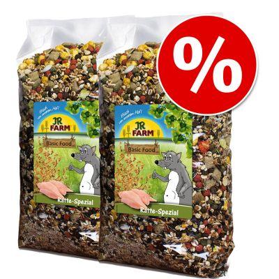 JR Farm Rats Feast -säästöpakkaus - JR Farm Rats Feast (2 x 2,5 kg)