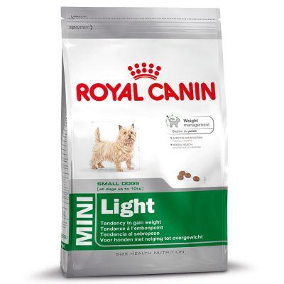 Royal Canin Mini Light – Ekonomipack: 3 x 2 kg