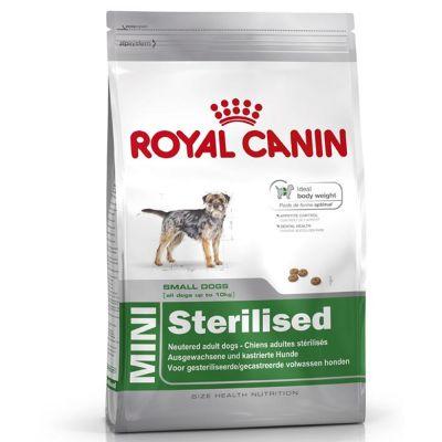 Royal Canin Mini Adult Sterilised - 2 x 8 kg