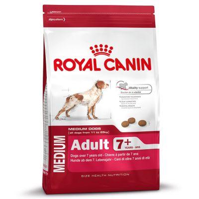 Royal Canin Medium Mature Adult 7+ – Ekonomipack: 2 x 15 kg