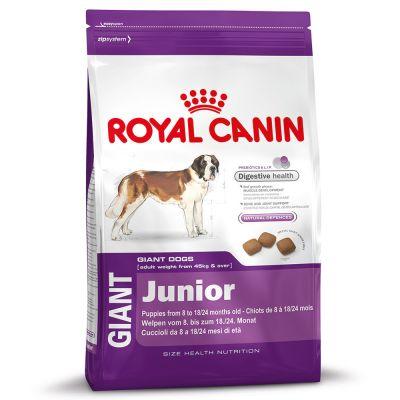 Royal Canin Giant Junior – Ekonomipack: 2 x 15 kg