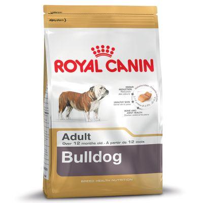 Royal Canin Bulldog Adult – Ekonomipack: 2 x 12 kg