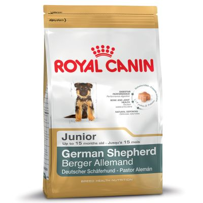 Royal Canin German Shepherd Junior – Ekonomipack: 2 x 12 kg