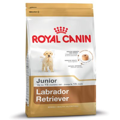 Royal Canin Labrador Retriever Junior – Ekonomipack: 2 x 12 kg