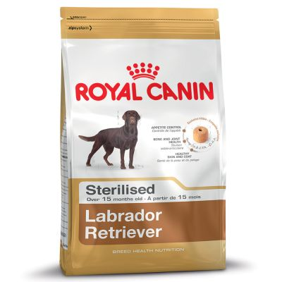 Royal Canin Breed Sterilised Labrador Retriever Adult - säästöpakkaus: 2 x 12 kg
