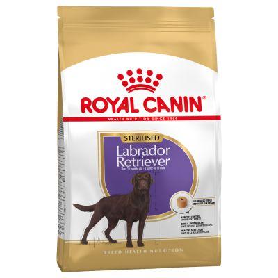 Royal Canin Breed Sterilised Labrador Retriever Adult - säästöpakkaus: 2 x 12 kg