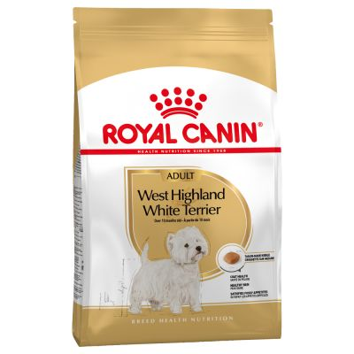 Royal Canin Breed West Highland White Terrier Adult - 3 kg