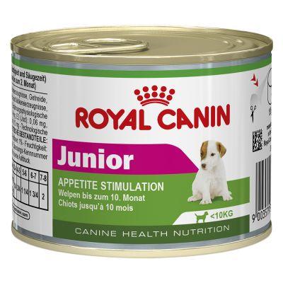 Royal Canin Mini Junior - 12 x 195 g