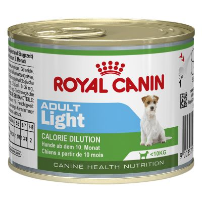 Royal Canin Mini Adult Light - 12 x195 g