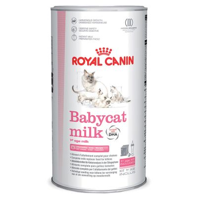 Royal Canin Babycat Milk – 3 x 100 ml