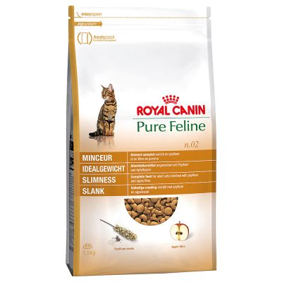 Royal Canin Pure Feline Slimness - 1,5 kg