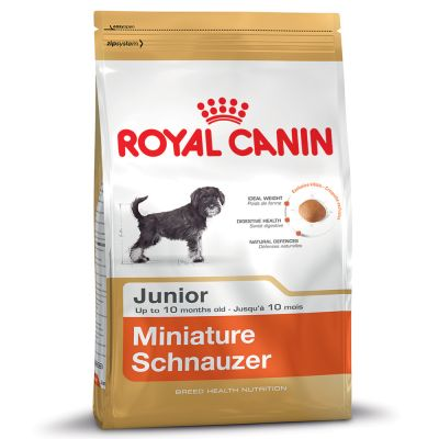 Royal Canin Miniature Schnauzer Junior – 1,5 kg