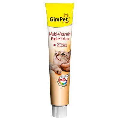 GimCat Multi-Vitamin-Extra Paste - Ekonomipack: 2 x 200 g