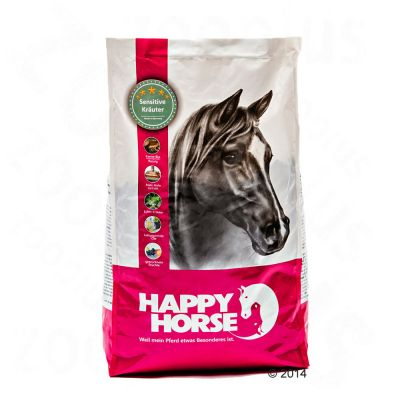 Happy Horse Sensitive Örter – 7 kg