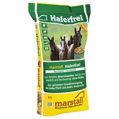 Marstall Haferfrei, kauraton - 2 x 20 kg
