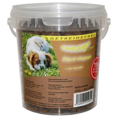 Caniland Soft kawałeczki koniny bez zbóż - 540 g