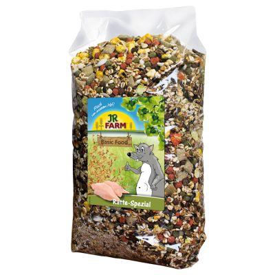 JR Farm Basic Food karma dla szczurów - 3 x 2,5 kg