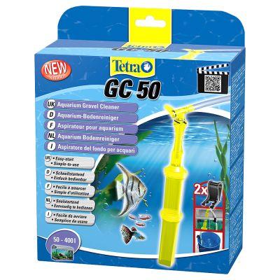 Odmulacz Tetratec GC 40 Komfort czyszczenia dna - Do akwariów o pojemności 50-200 l