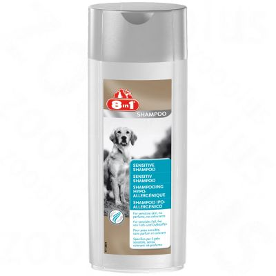 8in1 Shampoo Sensitive - 250 ml